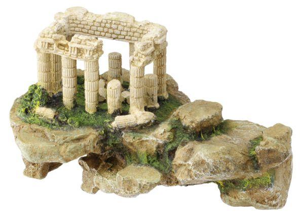 Aqua della acropolis op steen