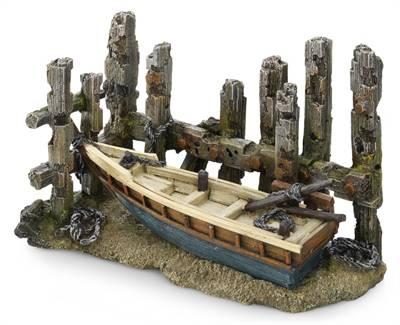 Aqua della houten hek boot