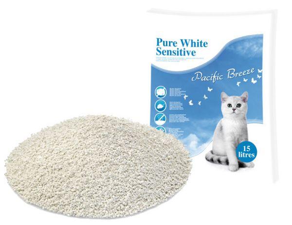 Ebi pure white sensitive pacific breeze