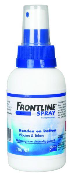 Frontline 100 ml spray