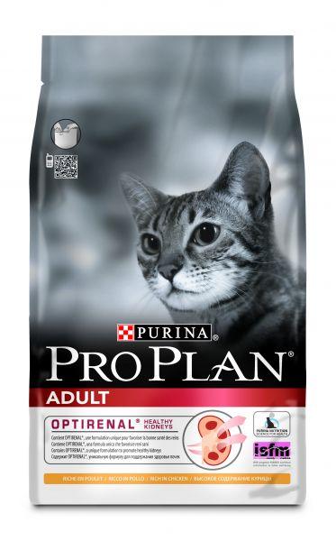 Pro plan cat adult kip-rijst