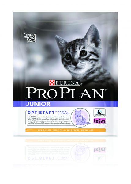 Pro plan cat junior kip-rijst