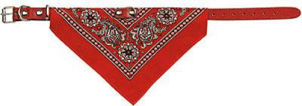 Adori halsband voor hond met zakdoek rood 50 cm Adori Koopje