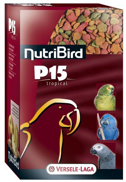 Nutribird p15 tropical onderhoudsvoeder