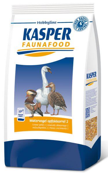 Afbeelding Kasper faunafood hobbyline watervogel opfokkorrel 2 4 kg