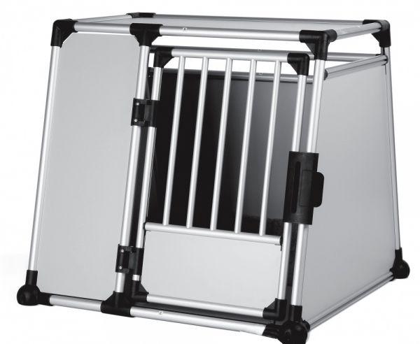trixie transportbox aluminium #95;_xl 94x87x93 cm