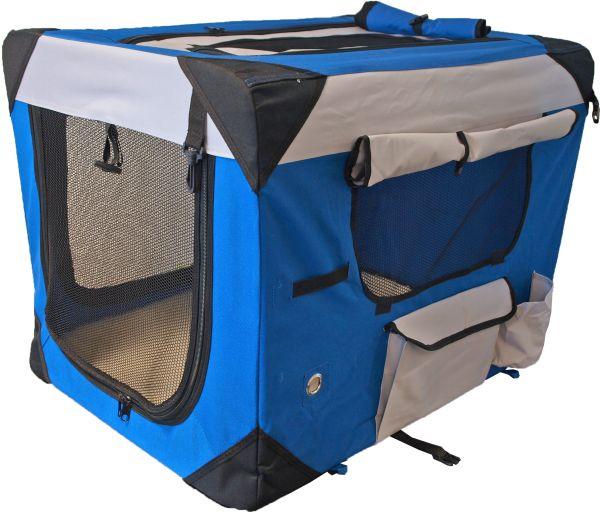 napzz reismand nylon blauw #95;_91x63x63 cm
