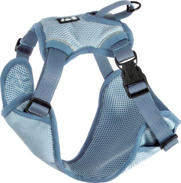 Hurtta Cooling Harness - Blauw - M (60 - 80)