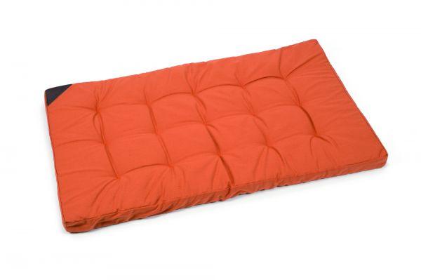 beeztees hondenkussen dreamo oranje #95;_63x55x5 cm