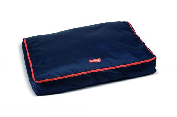beeztees hondenkussen cordax nylon blauw #95;_120x90x15 cm