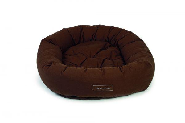 beeztees hondenmand nano donut donkerbruin #95;_107 cm