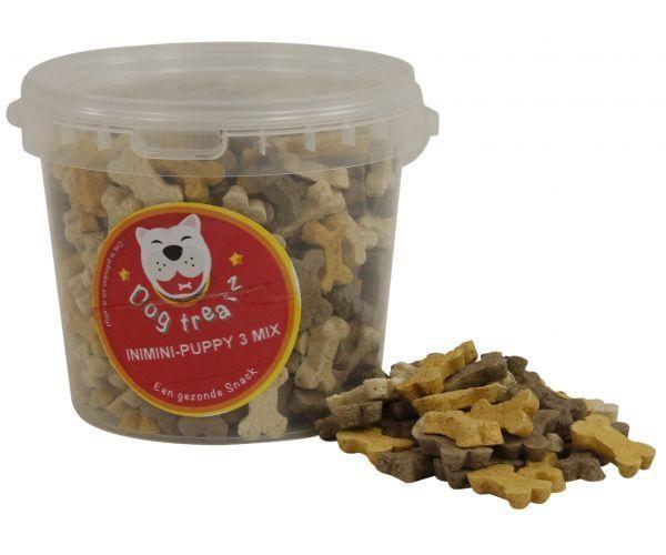 dog treatz inimini/puppy 3 mix #95;_1 ltr
