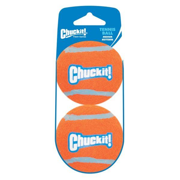 Chuck It Tennis Ball voor de hond Medium