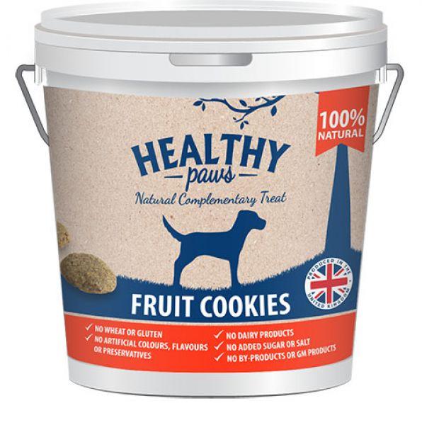 healthy paws fruit cookies #95;_500 gr