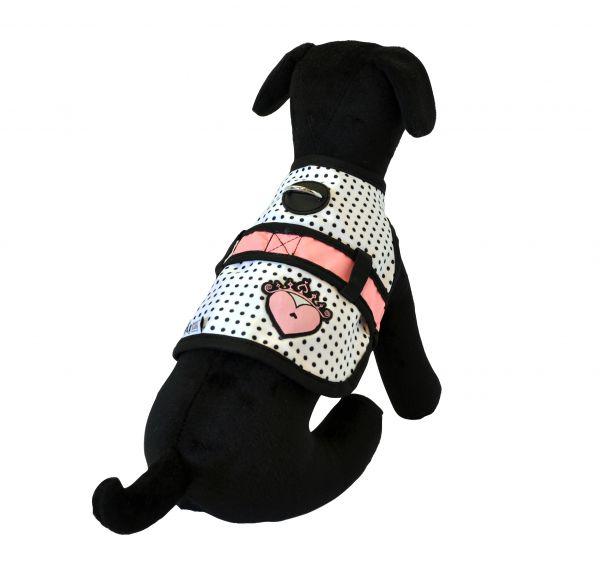 Hondenjas avant garde couture 34-43 cm