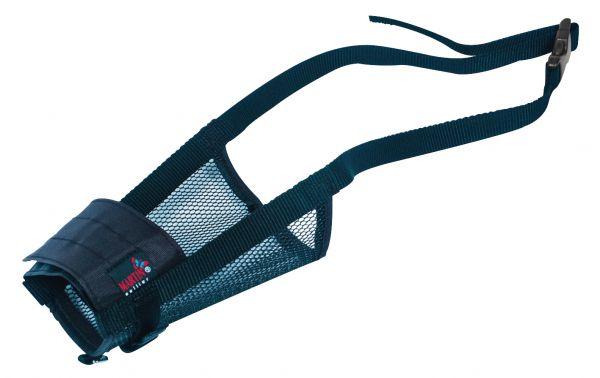 muzzle nylon verstelbaar #95;_22-30 cm