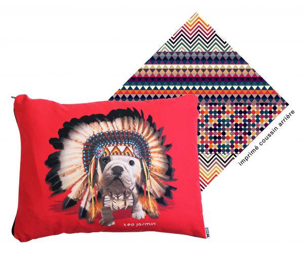 hondenkussen teo apache #95;_53x60 cm