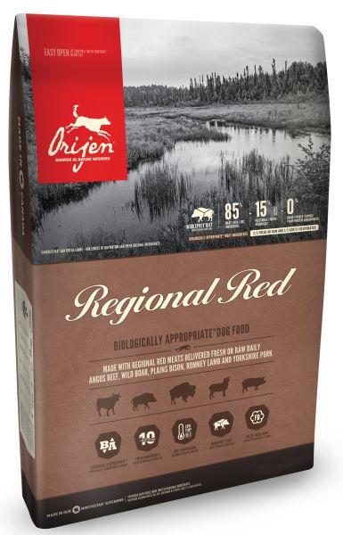 ORIJEN REGIONAL RED DOG HONDENVOER #95;_2 KG