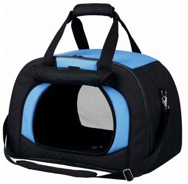trixie hondentas kilian zwart / blauw #95;_31x32x48 cm