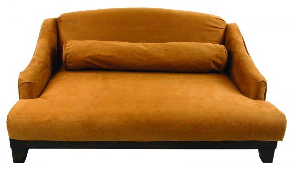enchanted hondenmand sofa taylor bruin #95;_89x63x41,5 cm