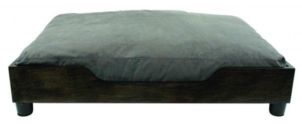 enchanted hondenmand sofa wyatt bruin #95;_91x86x23 cm