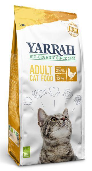 YARRAH CAT BIOLOGISCHE BROKKEN KIP KATTENVOER #95;_6 KG
