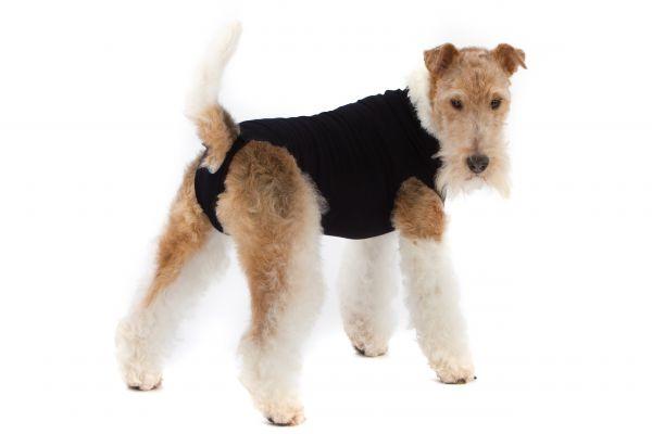 Suitical Recovery Suit Hond - XXL - Zwart