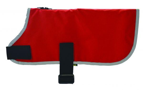 Go walk hondenjas classic cranberry rood 46-53 cm