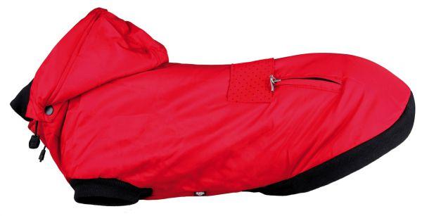 Trixie hondenjas winter palermo rood 50 cm