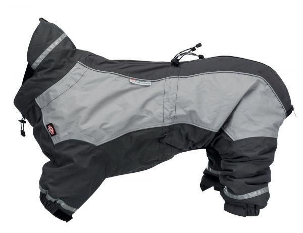Trixie hondenjas winter overall helsinki grijs 55 cm