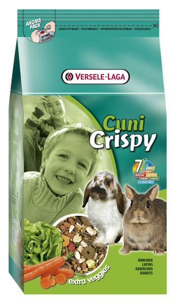 1 kg Versele-laga crispy cuni konijn