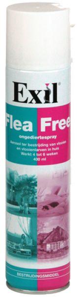Exil 400 ml flea free omgevingsspray