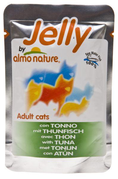 Almo Nature Cat Tonijn Gelei