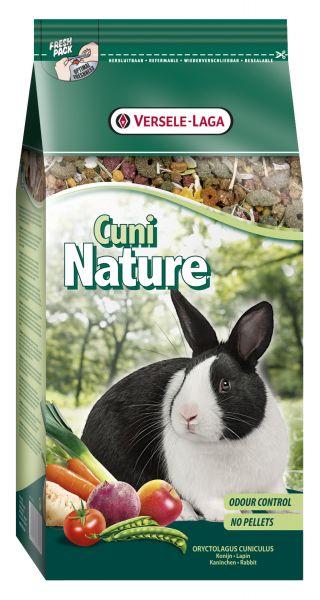 750 gr Versele-laga nature cuni konijn