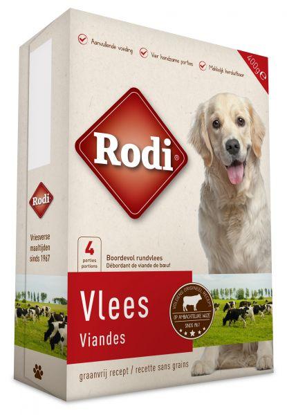 Huis & Tuin > Dier > Hond > Voeding > Rodi
