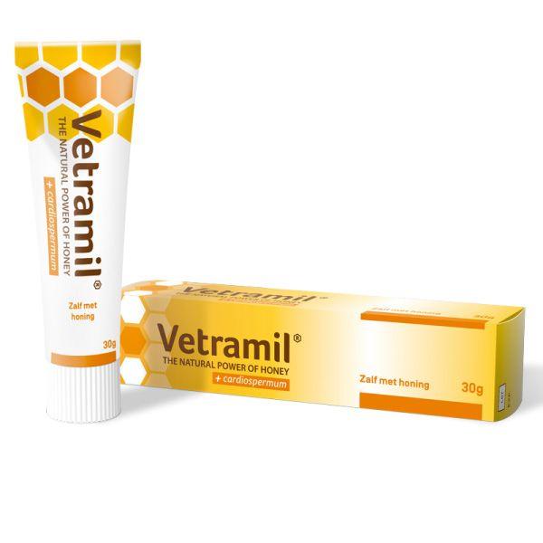 Vetramil 30 gr met cardiospermum