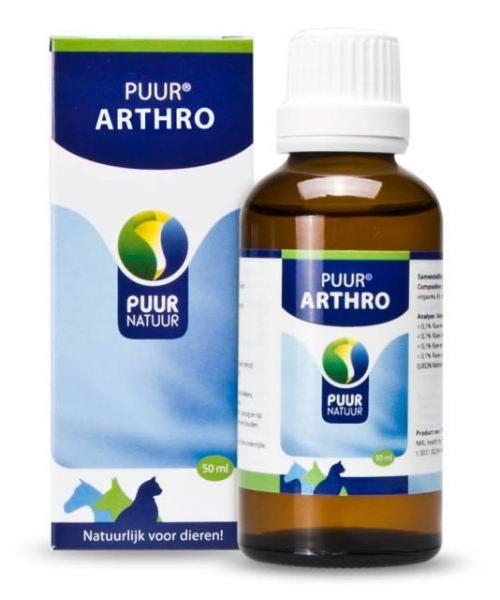 Puur natuur 50 ml arthro