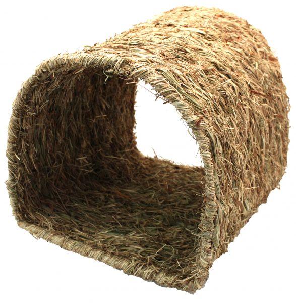 Afbeelding Happy Pet Grastunnel - Kooi Accessoire - 22 cm