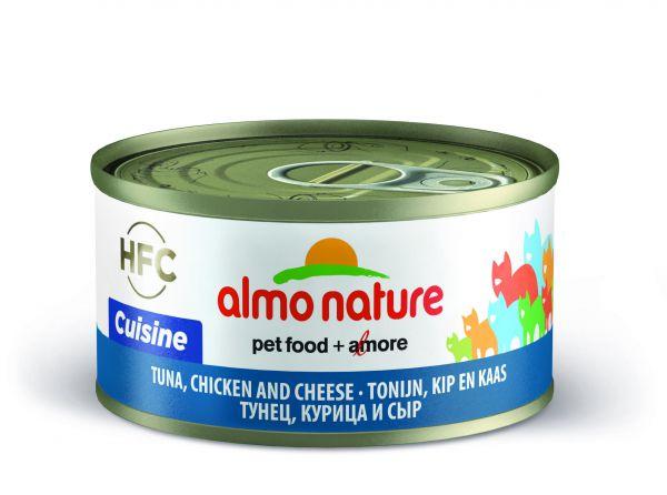Almo Nature Cat Tonijn-kip-kaas