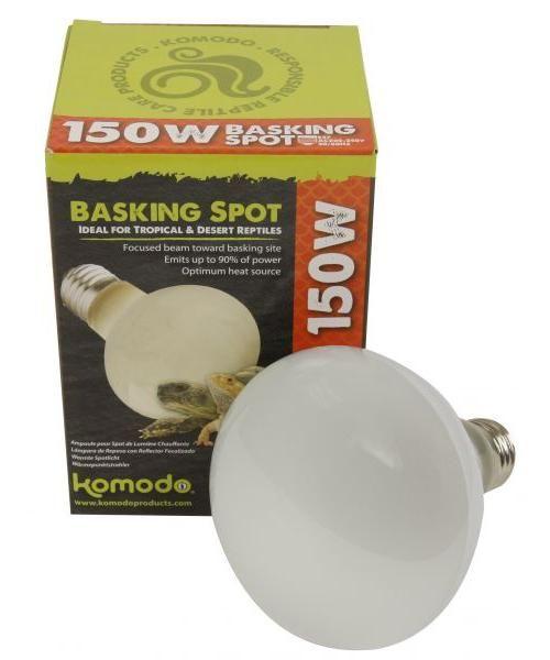Afbeelding Komodo warmtelamp es 150 watt