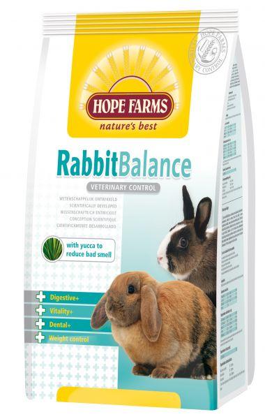 1,5 kg Hope farms rabbit balance