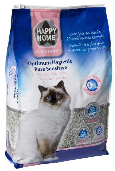 Happy home solutions optimum hygienic pure sensiti