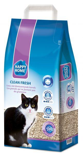 Happy home clean fresh