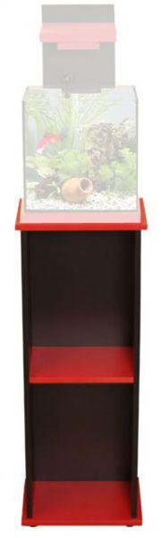 Adm aquacubic meubel zwart-rood