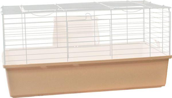 Afbeelding Mps onderbak voor konijnenkooi sonny beige 80x40 cm