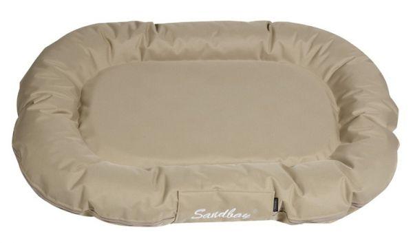 karlie hondenkussen ovaal sandbay beige #95;_120 cm