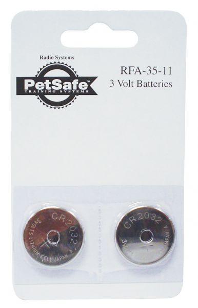 Petsafe 3 Volt Batterij RFA-35-11 per verpakking