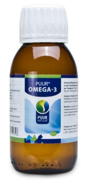 Puur natuur 100 ml omega-3