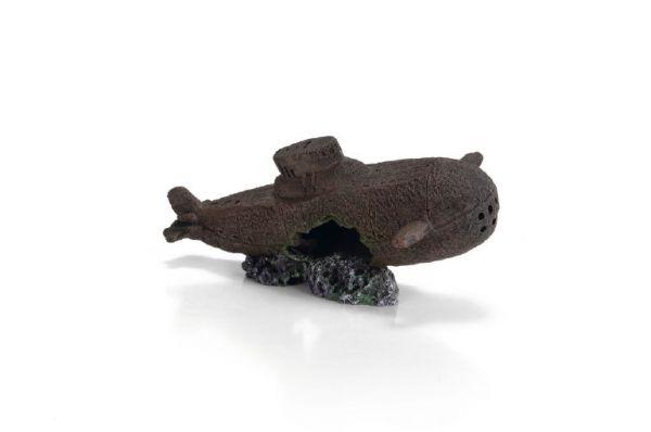 Polyresin duikboot