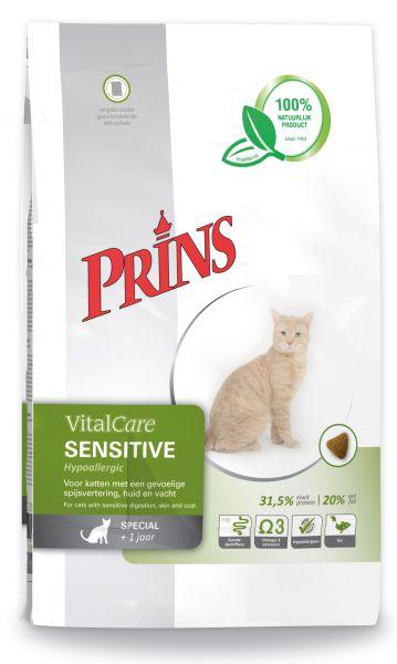 Huis & Tuin > Dier > Kat > Kattenvoer Droog > Prins
